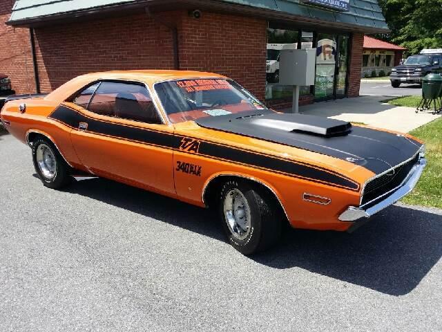 1970 Dodge Challenger SOLD SOLD SOLD