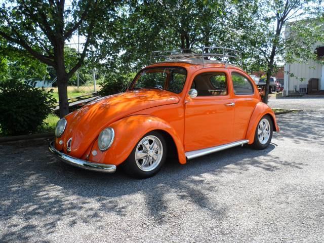 1962 Volkswagen Beetle SOLD SOLD SOLD