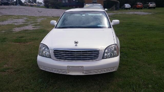 2005 Cadillac DeVille 4dr Sedan - Sapulpa OK