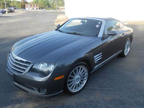 Chrysler Crossfire Srt 6 For Sale In Hillside Nj Carsforsale