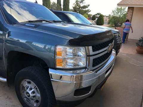 2013 Chevrolet Silverado 2500HD for sale in El Paso, TX