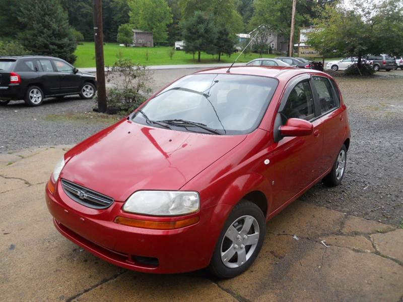 2008 Chevrolet Aveo Aveo5 Special Value 4dr Hatchback In Franklin Pa