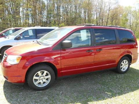 2008 Chrysler Town and Country for sale in Franklin, PA