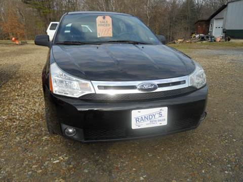 2008 Ford Focus for sale in Franklin, PA