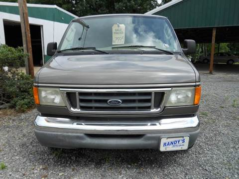2003 Ford E-150 for sale in Franklin, PA