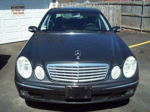 2004 Mercedes-Benz E-Class for sale in Westport, MA