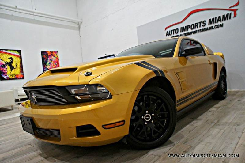 2010 Ford Mustang V6 2dr Coupe 88750 Miles Copper Coupe 4