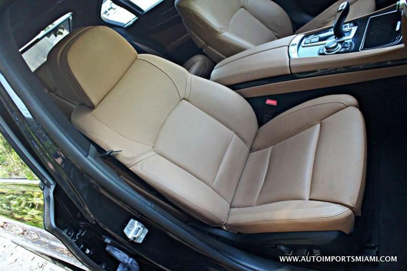 2013 BMW 7 Series 740Li 4dr Sedan - Hollywood FL