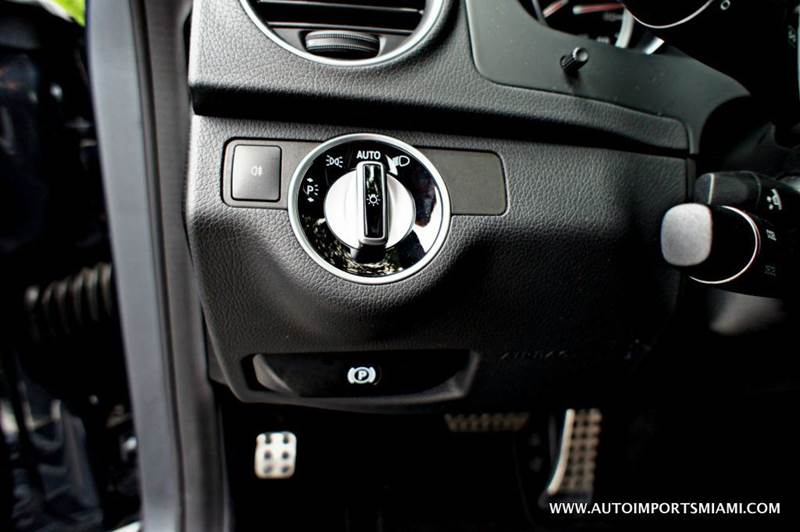 2013 Mercedes-Benz C-Class C 63 AMG 2dr Coupe - Hollywood FL