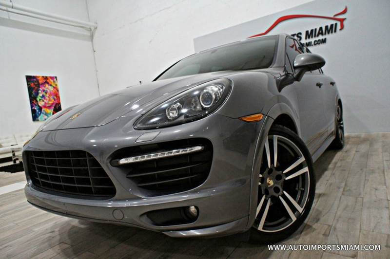 2013 Porsche Cayenne AWD GTS 4dr SUV - Hollywood FL