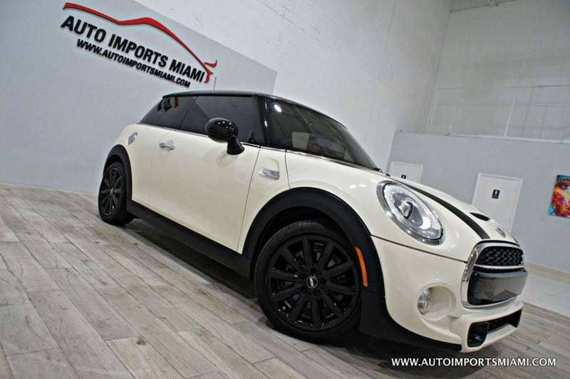 2014 MINI Hardtop Cooper S 2dr Hatchback - Hollywood FL