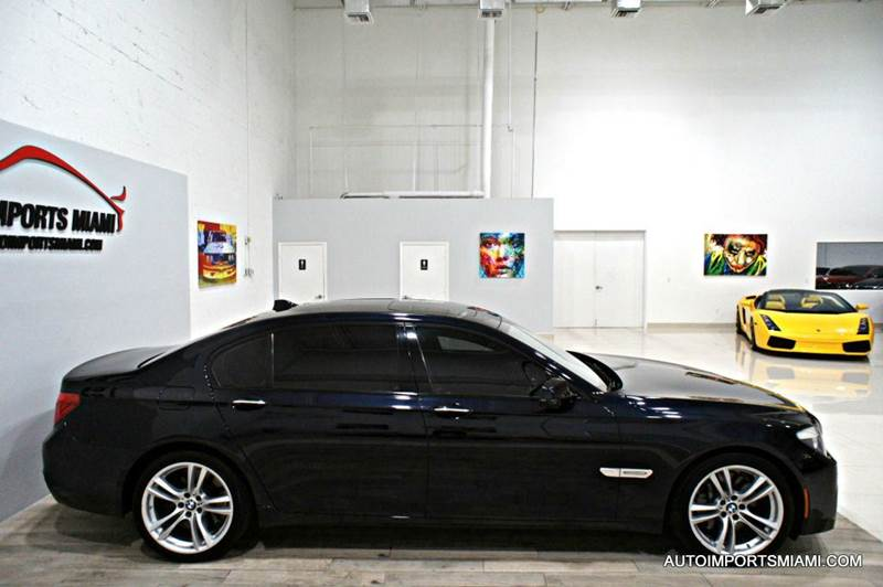 2011 BMW 7 Series 750Li M PKG - Hollywood FL