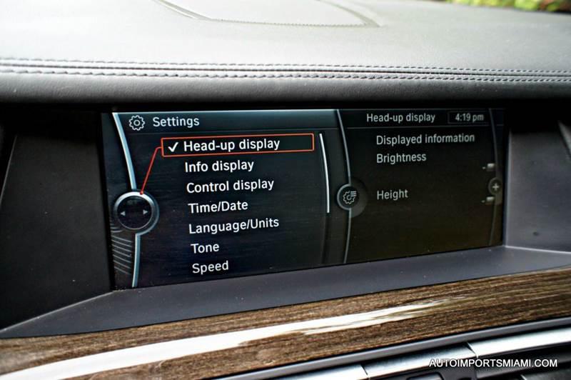 2011 BMW 7 Series 750Li M PKG - Hollywood FL