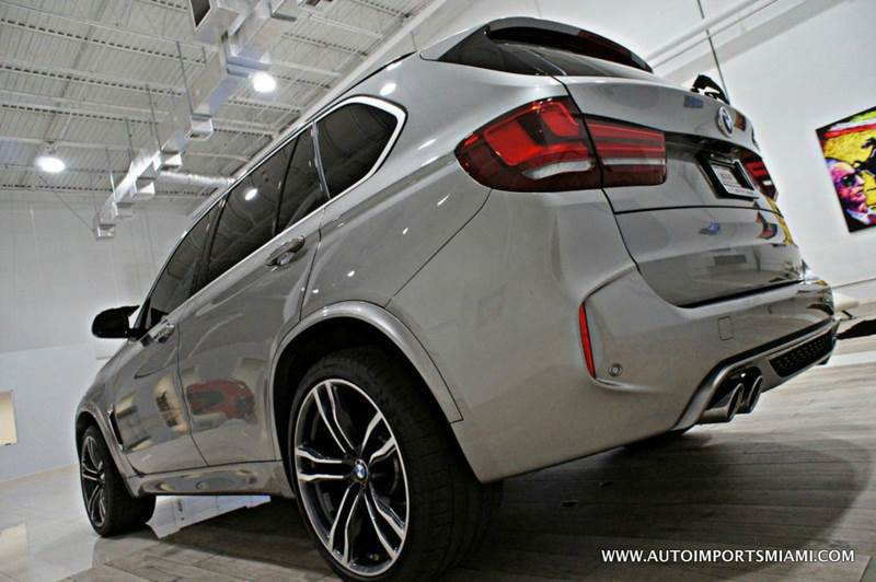 2015 BMW X5 M AWD 4dr SUV - Hollywood FL