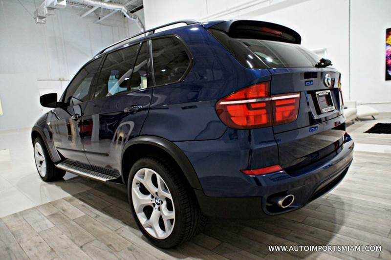 2011 BMW X5 AWD xDrive35i Sport Activity 4dr SUV - Hollywood FL