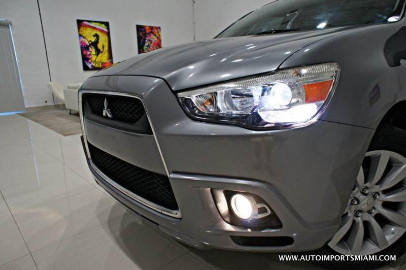 2011 Mitsubishi Outlander Sport SE AWD 4dr Crossover - Hollywood FL