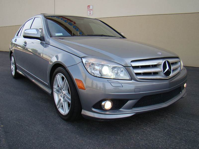 2009 mercedes benz c class c350 sport 4dr sedan in for 2009 mercedes benz c350