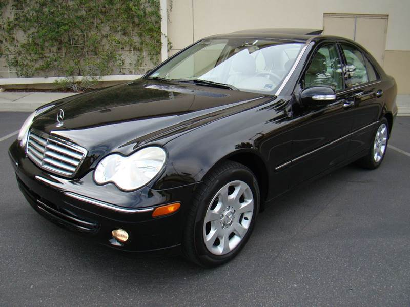 2006 mercedes benz c class c280 luxury 4dr sedan in