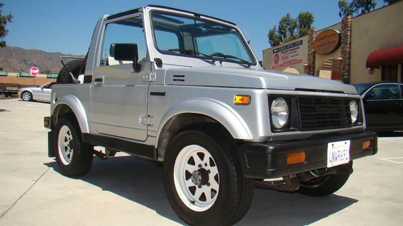 Suzuki Samurai Mpg