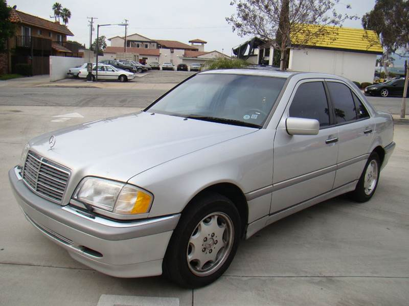 1999 mercedes benz c class c230 4dr supercharged sedan in for Mercedes benz c350 supercharger