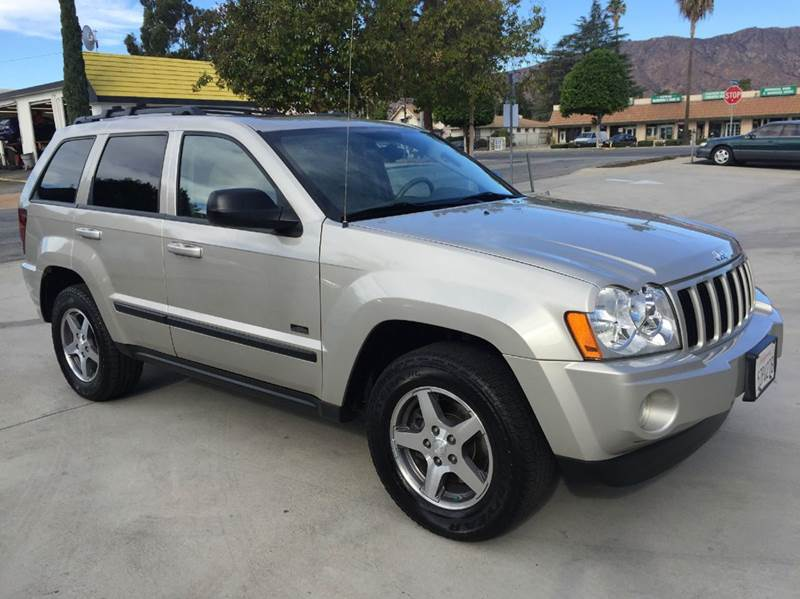 2007 jeep grand cherokee laredo 4dr suv in glendora ca glendora motorcars. Black Bedroom Furniture Sets. Home Design Ideas