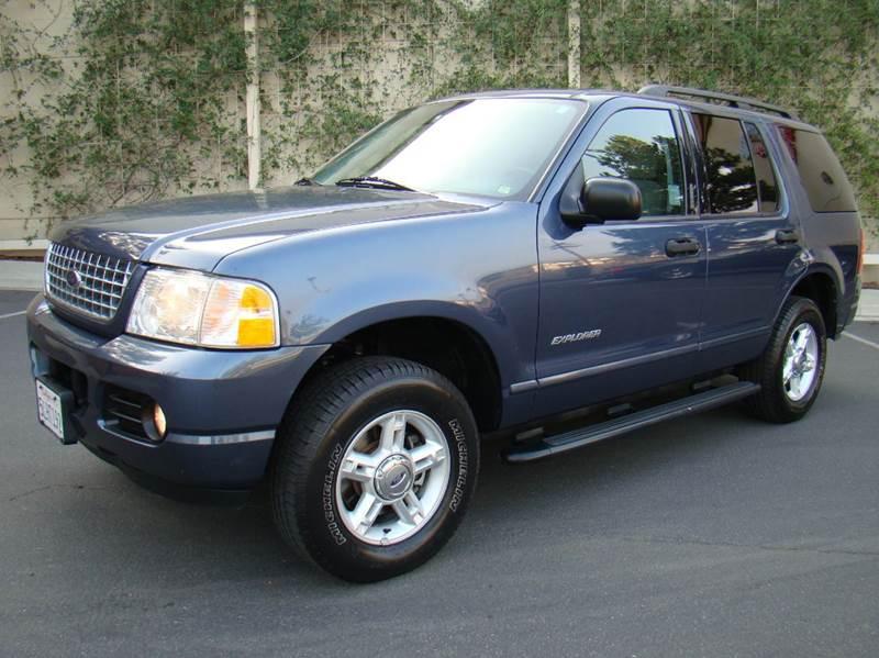 2004 ford explorer xlt 4dr suv in glendora ca glendora motorcars. Black Bedroom Furniture Sets. Home Design Ideas