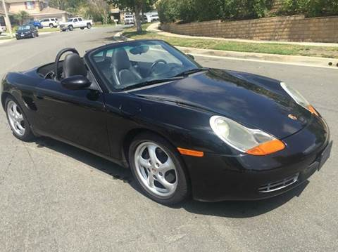 2000 Porsche Boxster for sale in Glendora, CA