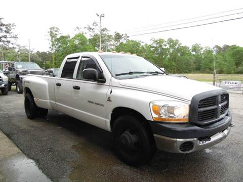 2006 Dodge Ram Pickup 3500 for sale in Picayune, MS