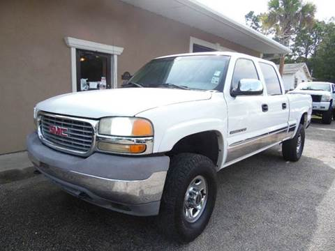 2001 GMC Sierra 2500HD for sale in Picayune, MS