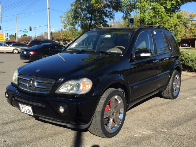 2004 mercedes benz m class awd ml 500 4matic 4dr suv in for Mercedes benz suv 2004