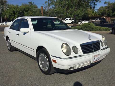 1998 Mercedes-Benz E-Class for sale in North Highlands, CA