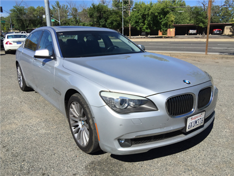 2009 BMW 7 Series for sale in North Highlands, CA