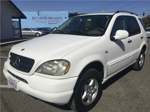 2001 Mercedes-Benz M-Class for sale in North Highlands, CA