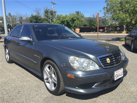 2006 Mercedes-Benz S-Class for sale in North Highlands, CA