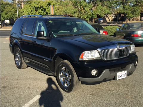 2005 Lincoln Aviator for sale in North Highlands, CA