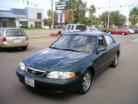 Mazda 626 2001