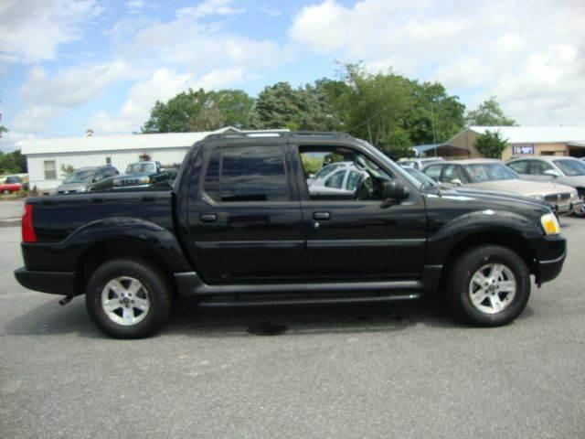 2005 ford explorer sport trac for sale in south carolina. Black Bedroom Furniture Sets. Home Design Ideas