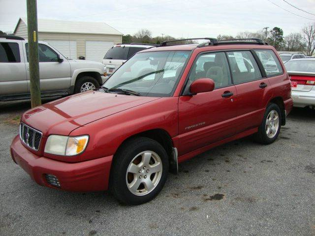2001 Subaru Forester AWD S 4dr Wagon w/Premium Package - Laurens SC