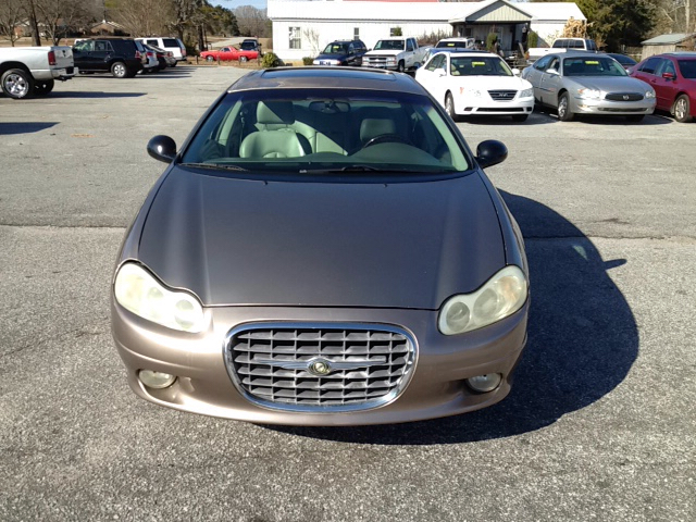 2002 Chrysler Concorde Limited 4dr Sedan - Laurens SC