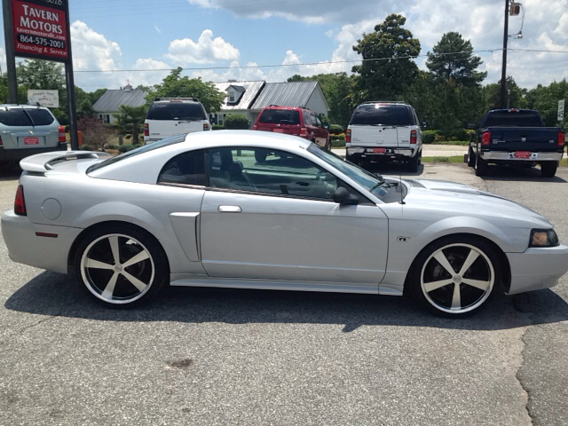 2002 Ford Mustang GT Deluxe 2dr Coupe - Laurens SC