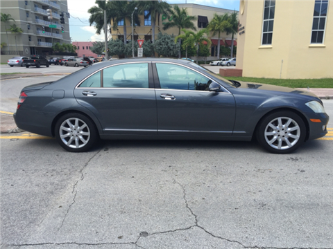 2008 Mercedes-Benz S-Class for sale in Miami, FL