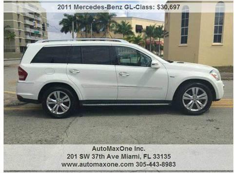 2011 Mercedes-Benz GL-Class for sale in Miami FL