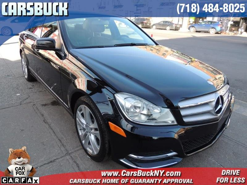 Mercedes benz c class for sale in brooklyn ny for Mercedes benz c300 oil change cost