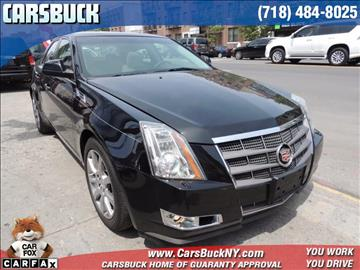 2008 Cadillac CTS for sale in Brooklyn, NY
