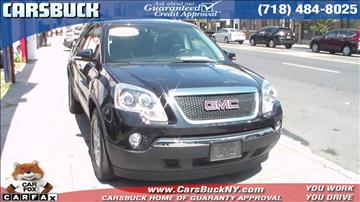 2009 GMC Acadia for sale in Brooklyn, NY