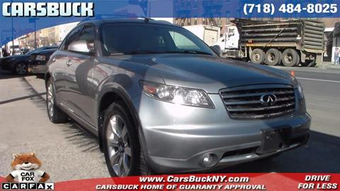 2007 Infiniti FX35 for sale in Brooklyn, NY