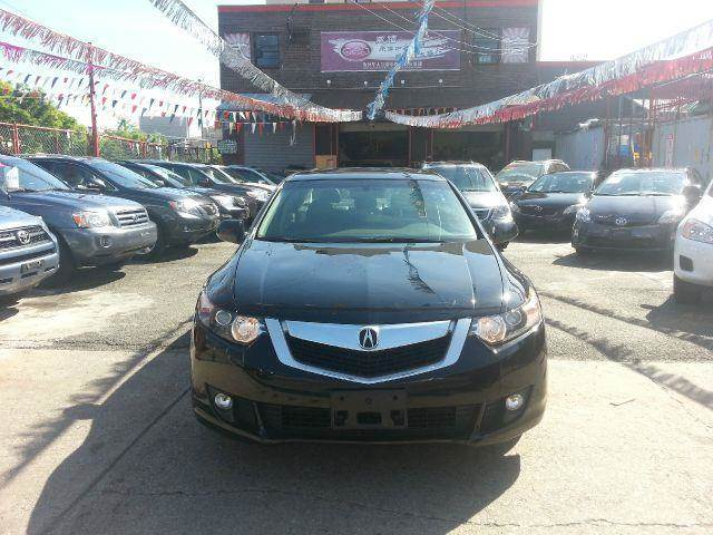 2009 acura tsx 5 speed at with tech package in brooklyn ny tj auto. Black Bedroom Furniture Sets. Home Design Ideas