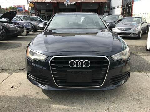 2013 Audi A6 for sale in Brooklyn, NY