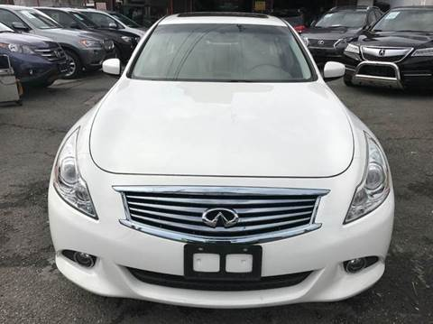 2013 Infiniti G37 Sedan for sale in Brooklyn, NY