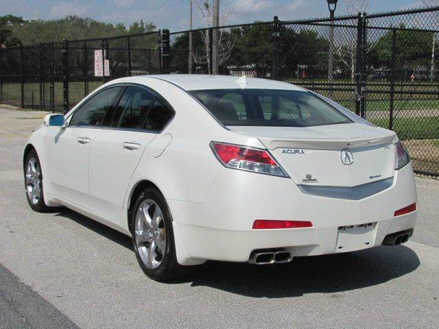 2009 acura tl sh awd 4dr sedan w technology package and. Black Bedroom Furniture Sets. Home Design Ideas